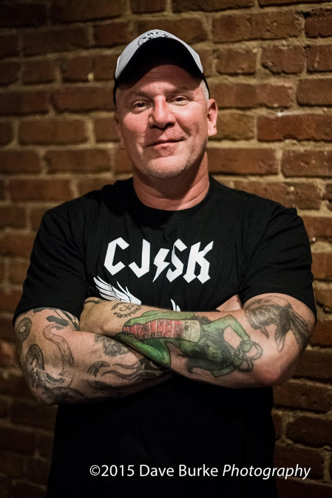 Q A With Cj Ramone Live At The Bottom Lounge June 7 2015