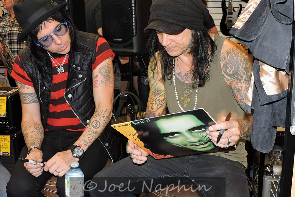 alice cooper meet and greet 2015