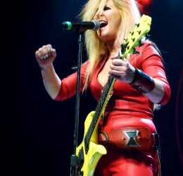 American Ford Kingston Ny Lita Ford: Live at The Phoenix Concert Theatre – August 9th, 2015