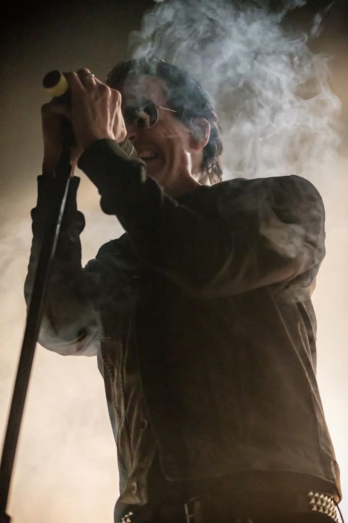 Filter frontman Richard Patrick. PHOTO CREDIT: David Rubene