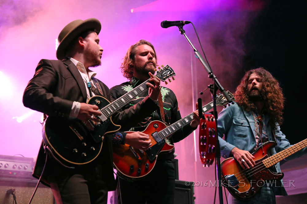 The Sheepdogs: AUG 21 2016