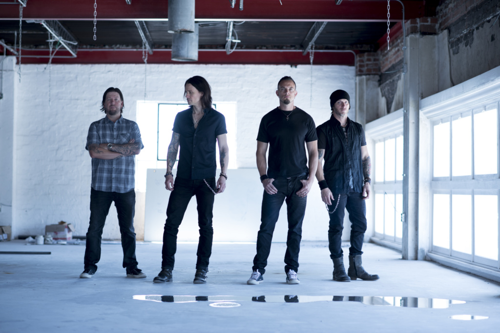 Alter Bridge recently released their new album, The Last Hero. Singer Myles Kennedy talked about its inspiration and the power of positivity with Music Life Magazine.
