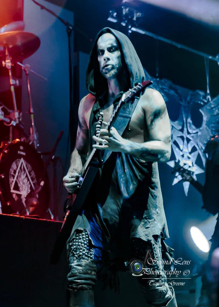 The Unholy Trinity: Behemoth, Lamb of God and Slayer live ...