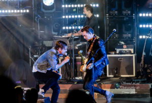 Lifehouse with Switchfoot live at The Greek Theatre - Los