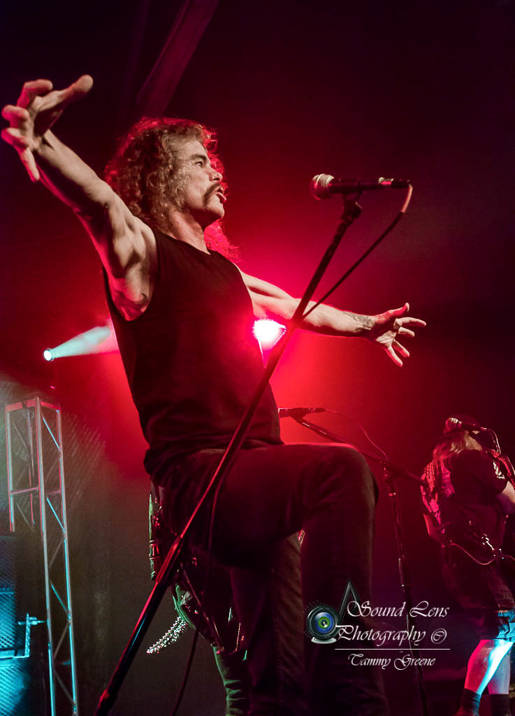 Overkill with Crowbar live at The Glass House Pomona California