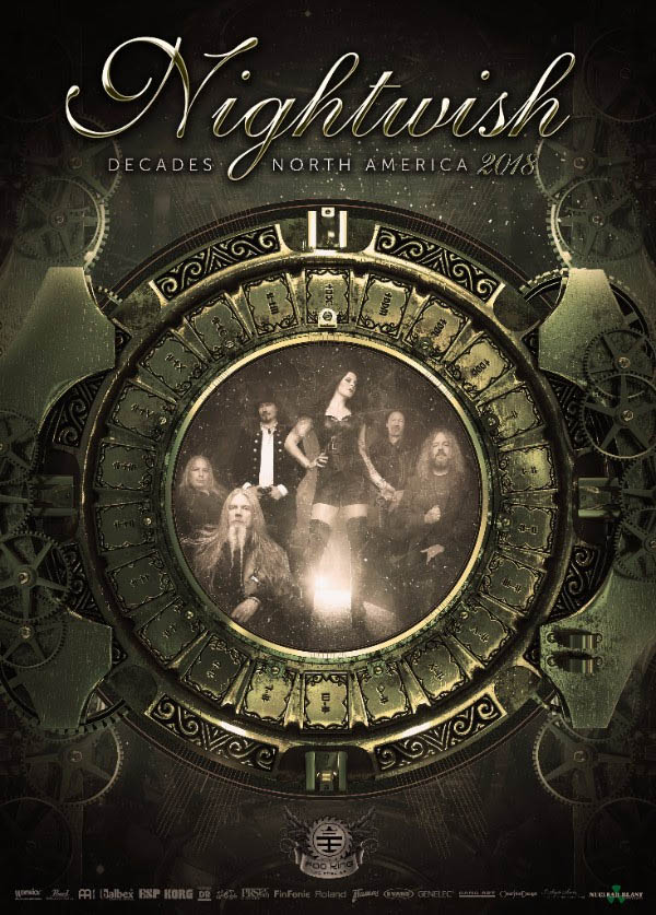 6dd22b2762 Tuomas Holopainen's 3-track demo earned him his first record deal with his  freshly founded band NIGHTWISH back in 1996. 20 years later – with over  2,000 ...