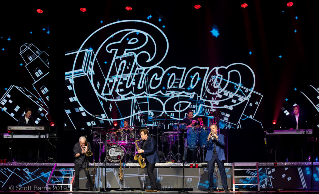 Chicago at Fallsview Casino - Niagara Falls, Ontario - April 3, 2019