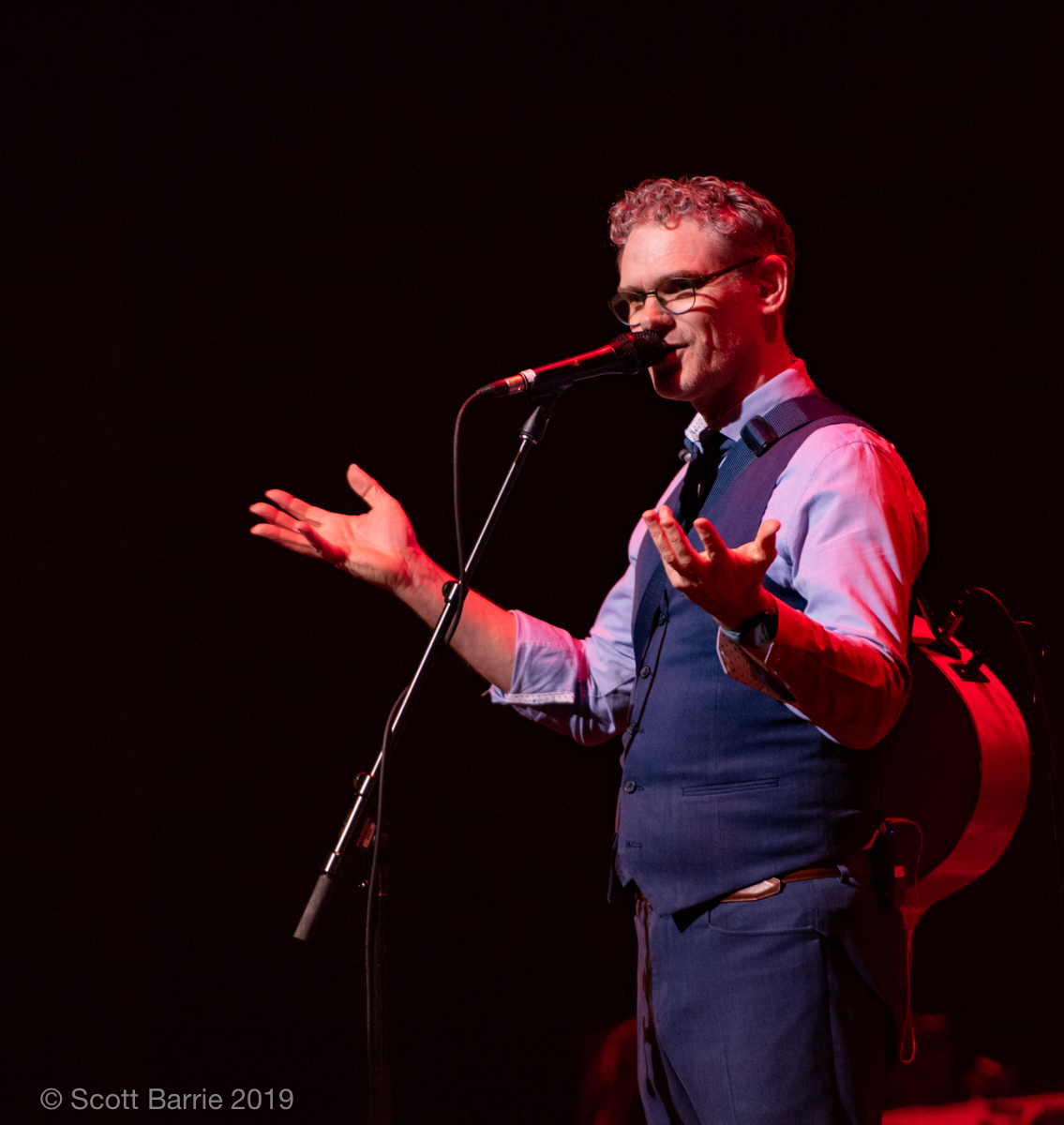 Jesse Cook At River Run Theatre Guelph Ontario March