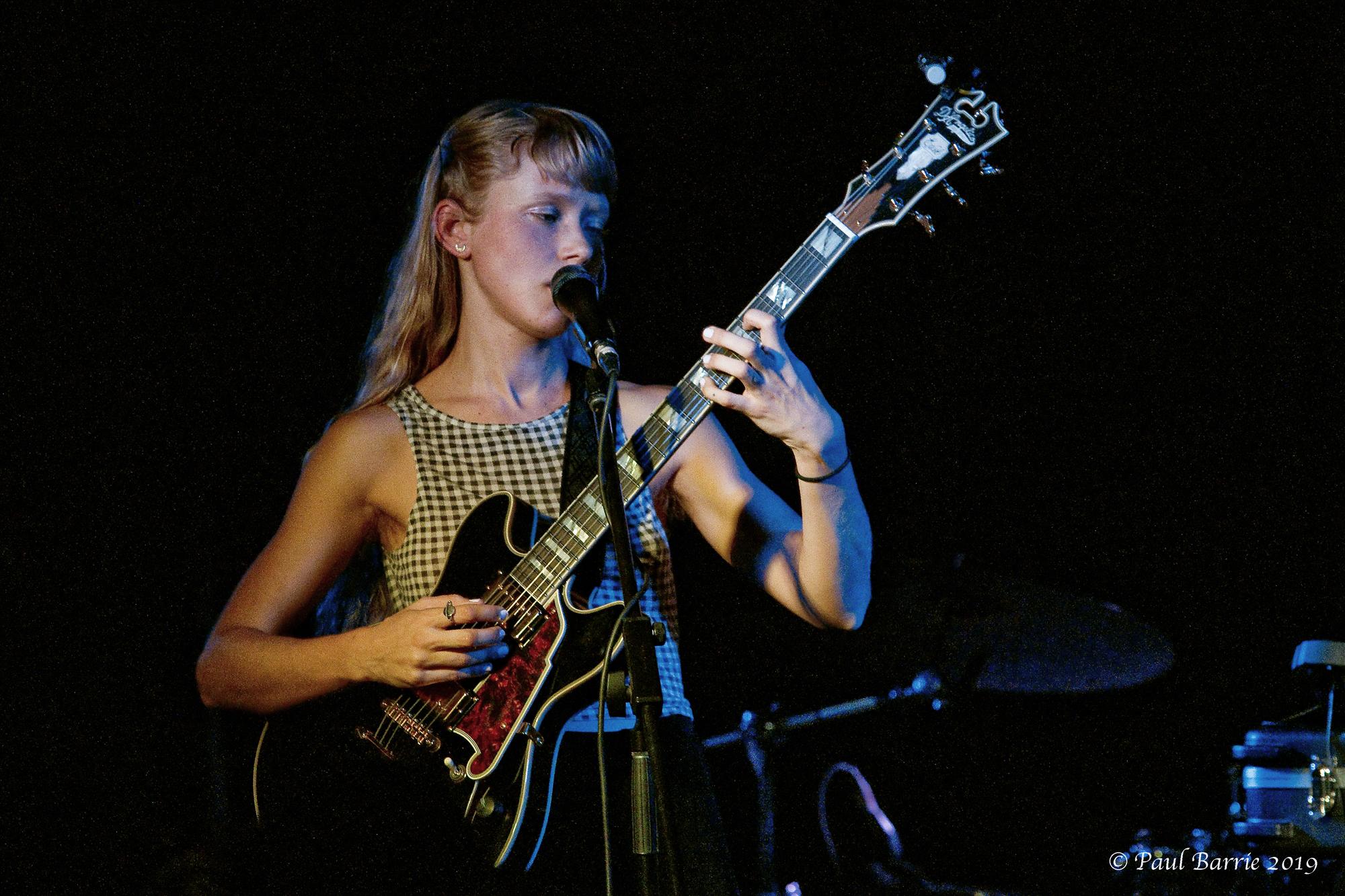 Alice Phoebe Lou At The Garrison Toronto Ontario