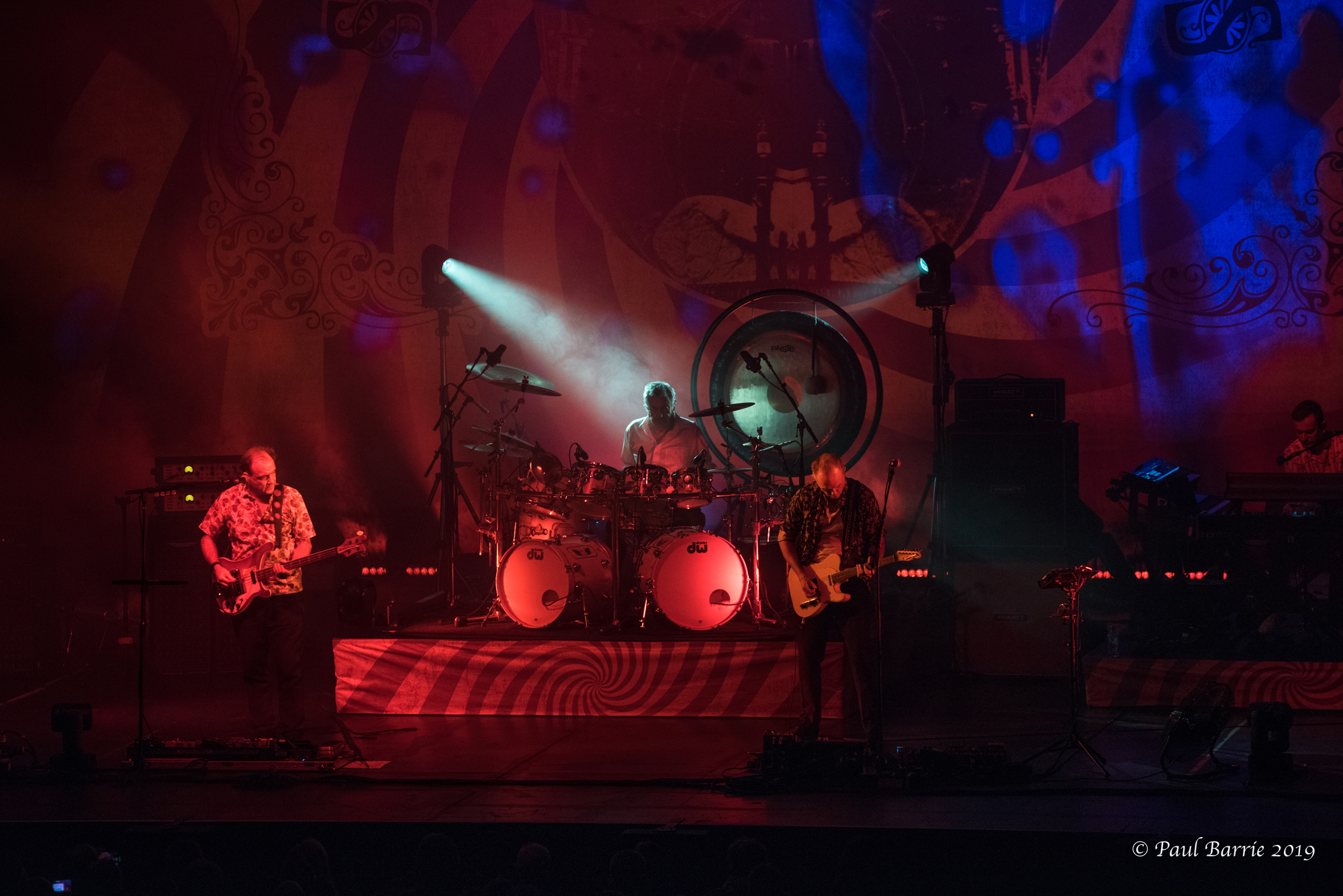 Nick Mason S Saucerful Of Secrets Tour At Sony Centre For
